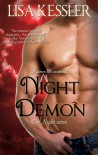 Night Demon (Night Series, #2) - Lisa Kessler