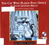 The Cat Who Played Post Office - Lilian Jackson Braun, George Guidall