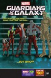 Marvel Universe Guardians of the Galaxy (2015-) #7 - Joe Caramagna, Various