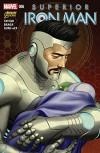 Superior Iron Man (2014-2015) #6 - Laura Braga, Tom    Taylor, Mike Choi