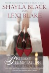 Big Easy Temptation (The Perfect Gentlemen) by Black, Shayla, Blake, Lexi(May 3, 2016) Paperback - Shayla,  Blake,  Lexi Black