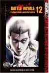 Battle Royale, Vol. 12 - Koushun Takami, Masayuki Taguchi, Tomo Iwo, Keith Giffen