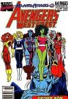Avengers West Coast Annual 4 - Marvel