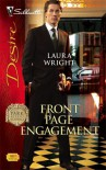 Front Page Engagement (Silhouette Desire) - Laura Wright