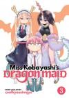 Miss Kobayashi's Dragon Maid Vol. 3 - Coolkyoushinja