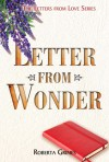 Letter From Wonder - Roberta Grimes