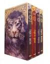 Tiger's Curse Collector's Boxed Set (Tiger Saga, #1-4) - Colleen Houck