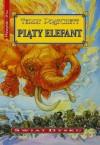 Piąty elefant - Pratchett Terry
