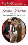 Nicolo: The Powerful Sicilian - Sandra Marton