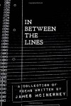In Between the Lines - Black Edition: 1 - James McInerney