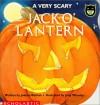 A Very Scary Jack O' Lantern - Joanne Barkan, Jody Wheeler