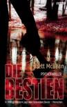 Die Bestien - Brett McBean