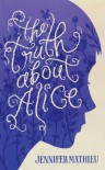 The Truth About Alice - Jennifer Mathieu