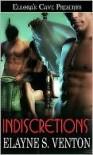 Indiscretions - Elayne S. Venton