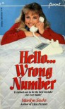HELLO... WRONG NUMBER - Marilyn Sachs