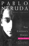 The Captain's Verses (Los versos del capitan) (English and Spanish Edition) - Pablo Neruda, Donald Devenish Walsh
