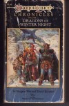 Dragons of Winter Night (Dragonlance: Chronicles #2)  - Margaret Weis, Tracy Hickman