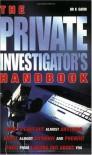 Private Investigators Hndbk - Kenneth Griffiths, Kevin Gavin