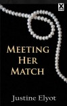 Meeting Her Match - Justine Elyot