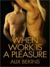When Work Is a Pleasure - Alix Bekins