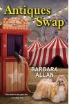 Antiques Swap (A Trash 'N' Treasures Mystery) - Barbara Allan