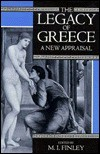 The Legacy of Greece: A New Appraisal - Moses I. Finley