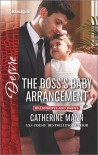The Boss's Baby Arrangement - Catherine Mann