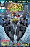 SUICIDE SQUAD #45 ((SINK ATLANTIS)) ((DC REBIRTH )) ((Regular Cover)) - DC Comics - 2018 - 1st Printing - JosLuisSuicideSquad45, RobWilliamsSuicideSquad45