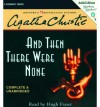 And Then There Were None - Hugh Fraser, Agatha Christie
