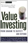 Value Investing: From Graham to Buffett and Beyond (Wiley Finance) - Bruce C.N. Greenwald, Judd Kahn