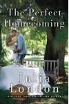 The Perfect Homecoming - Julia London