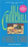 Farewell to Yarns - Jill Churchill