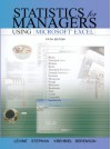 Statistics for Managers Using Microsoft Excel - Mark LBrnson