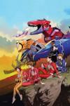 Saban's Go Go Power Rangers #2 - Dan Mora, Ryan Parrott