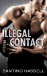 Illegal Contact (The Barons) - Santino Hassell