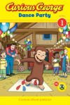 Curious George Dance Party CGTV Reader - H.A. Rey