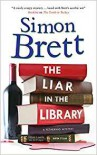 The Liar in the Library - Simon Brett