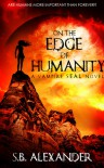 On the Edge of Humanity (Vampire SEALs, #1) - S.B. Alexander