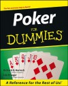 Poker For Dummies - Richard D. Harroch, Lou Krieger