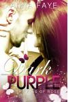 Dark Purple - The kiss of Rose - Anna Faye