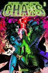 Chaos #3 (of 6) Main Cover - Tim Seeley