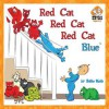 Red Cat, Red Cat, Red Cat, Blue - Billie Webb