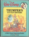 Thumper's Little Sisters (Walt Disney Fun To Read Library Volume 2) (A Walt Disney Beginning Reader) - Walt Disney Company