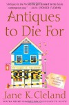 Antiques to Die For - Jane K. Cleland