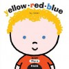Baby Flip-a-Face: Yellow Red Blue - SAMi