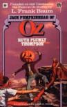 Jack Pumpkinhead of Oz - Ruth Plumly Thompson