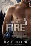 Bitten Under Fire - Heather Long