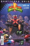 Mighty Morphin Power Rangers #30 - Kyle Higgins