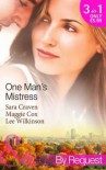 One Man's Mistress - Sara Craven
