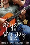Anya and the Shy Guy (Entangled Crush) (Backstage Pass) - Suze Winegardner